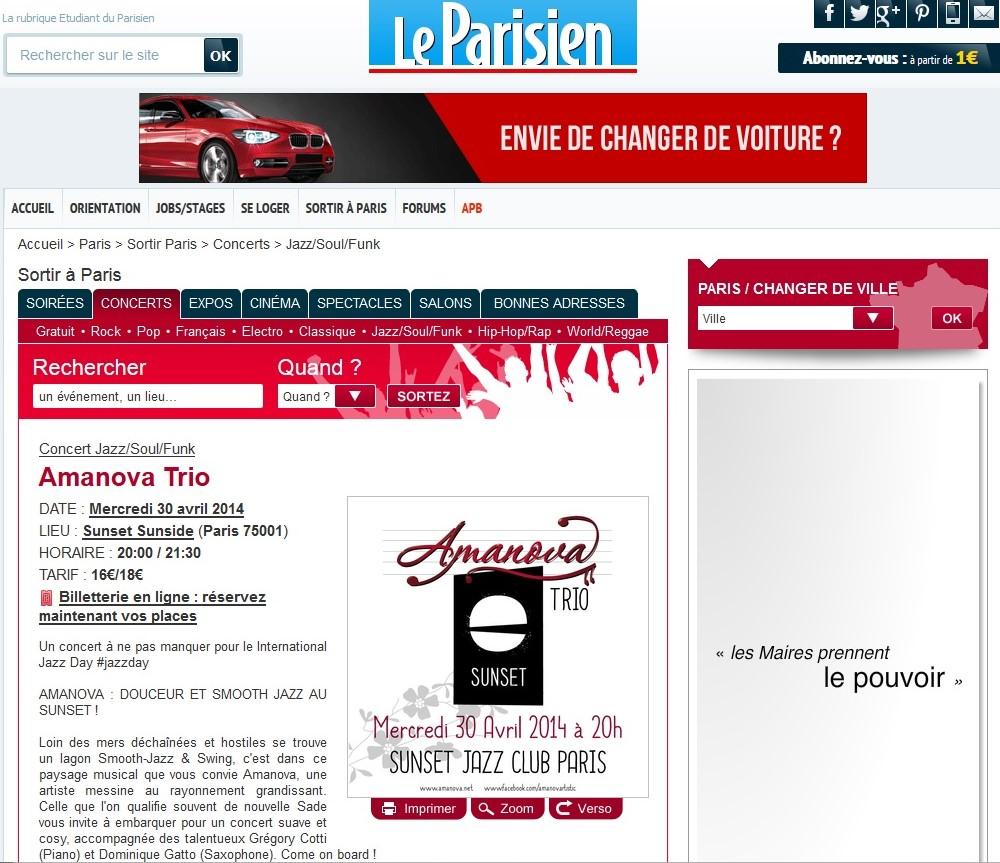 2014-04-01 LE PARISIEN