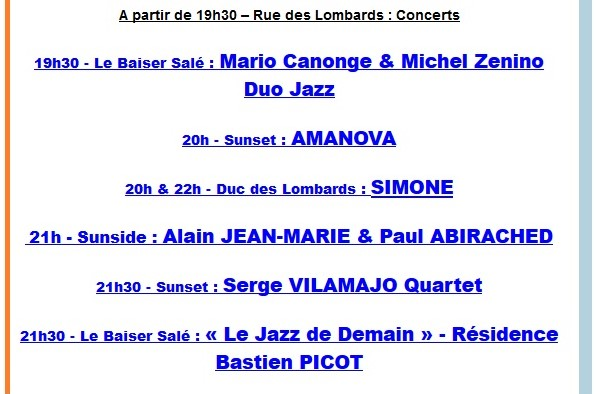 2014-04-12 PARIS JAZZ CLUB